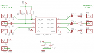 schematic diagram PCE RGB