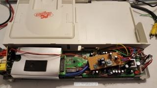 PCE_RGB board