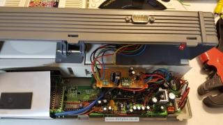 RGB_Amp Installed