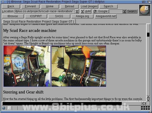 Amiga 1200 Desktop upgrades