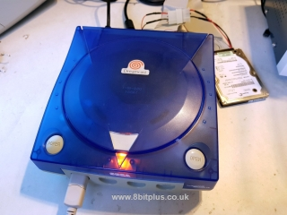 Dreamcast IDE HDD