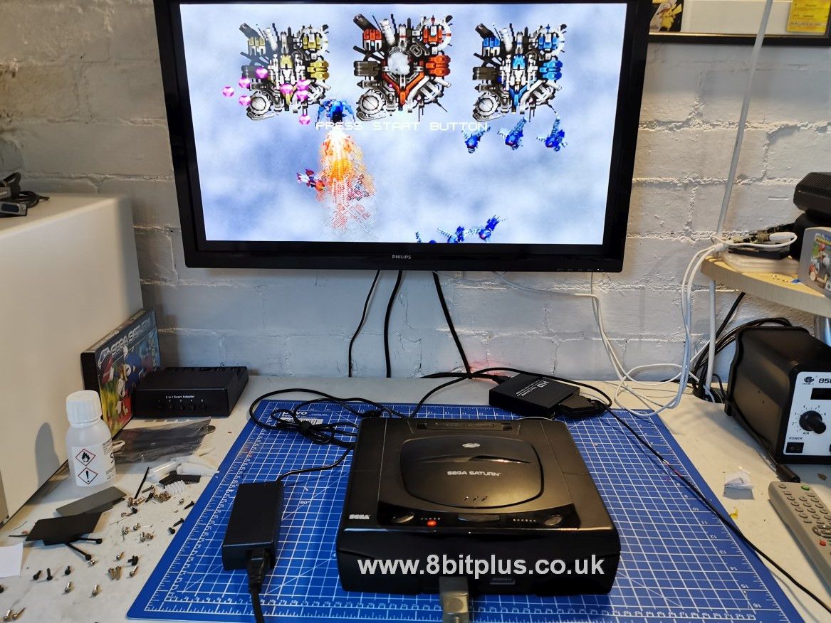 8Bitplus - Retro Gaming, Projects, Repairs and Blog