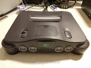 N64-RGB Console