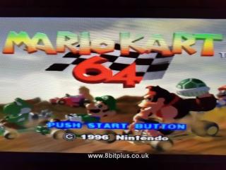 N64-RGB Mario Kart title Composite