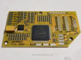 N64-RGB PCB