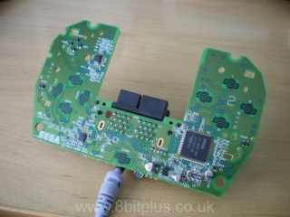 Dreamcast Controller PCB