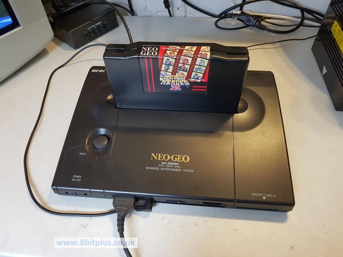 Neo Geo Japanese Bios mame rom