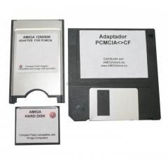 CF PCMCIA