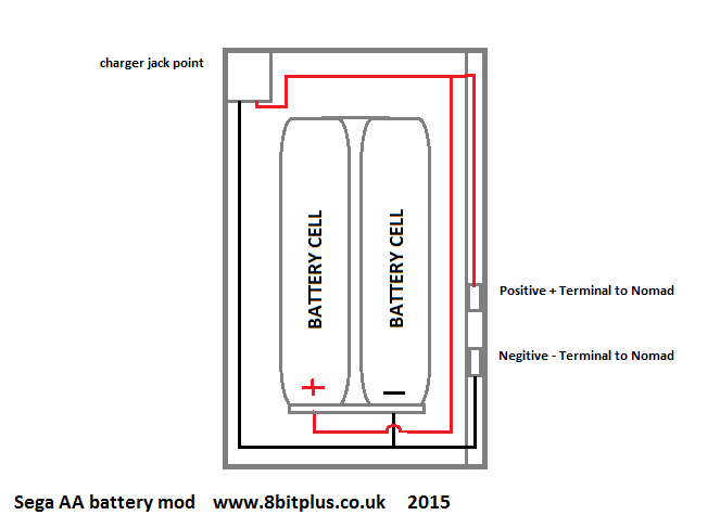 nomad rechargeable battery 8bitplus rh 8bitplus co uk aa battery diagram aa battery wiring diagram