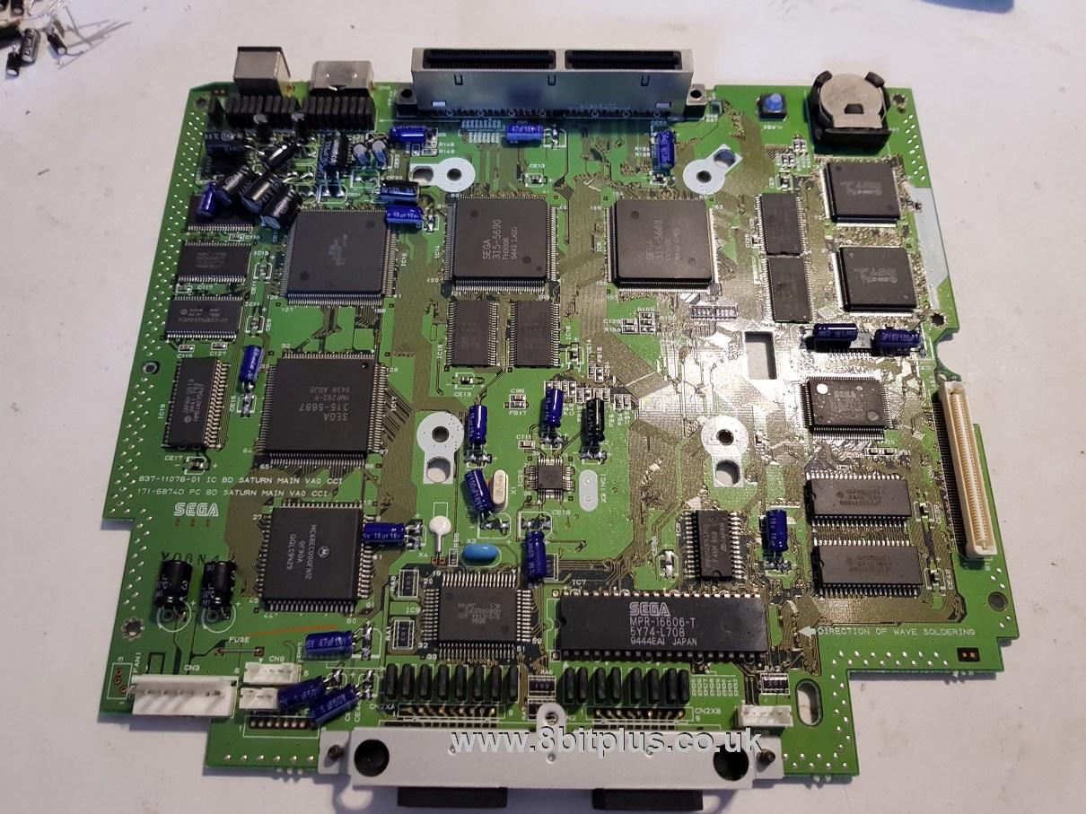 Sega Saturn, Making the perfect Saturn console - 8Bitplus
