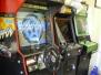 Sega Scud Race Cabinet