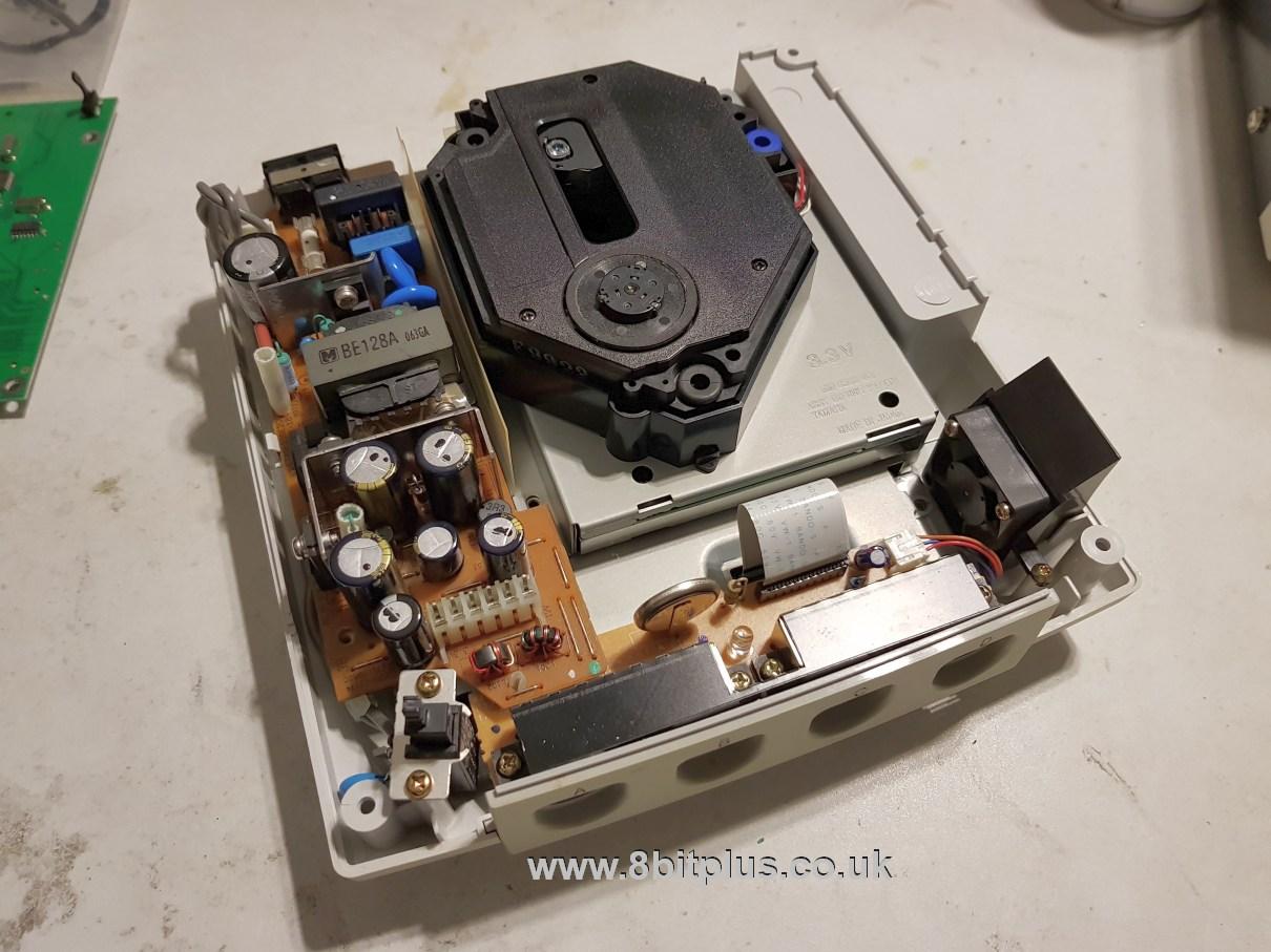 Dreamcast USB-GDROM Optical Disc Emulator Board - 8Bitplus
