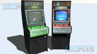 Electrocoin-cabinets