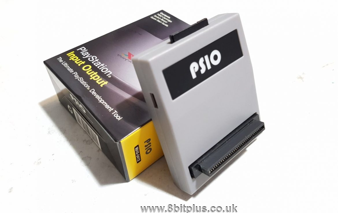 PSIO flash cart