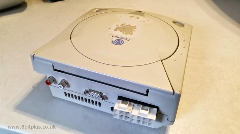 Dreamcast arcade
