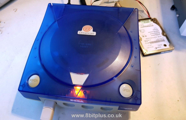 Dreamcast IDE Dreamshell Bios Upgrade - 8Bitplus
