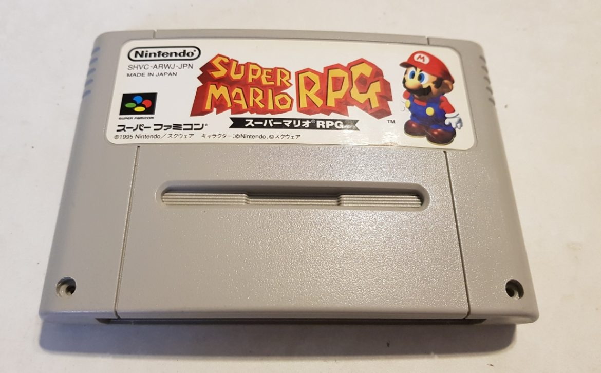 SNES Reproduction Cartridges: Mario RPG & Star Fox 2 - 8Bitplus