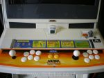 Naomi Universal Cabinet Arcade Restoration + modifications