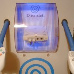 Display Kiosk for Sega Dreamcast console