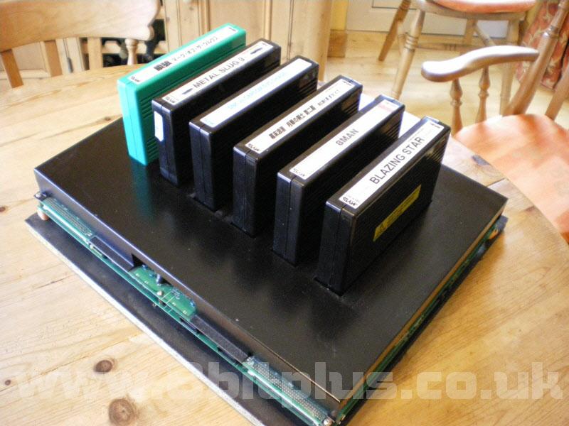 Neo-Geo MVS Systems - 8Bitplus