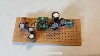 PCE RGB AMP