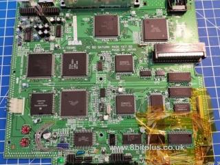 Saturn motherboard