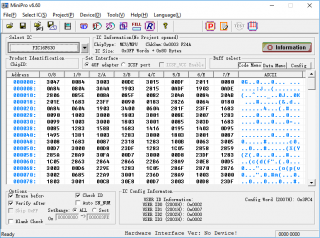 PIC16f630_programming