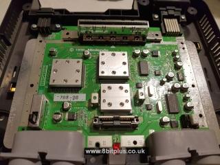 N64-RGB Motherboard