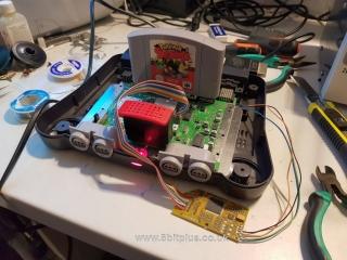 N64-RGB Testing