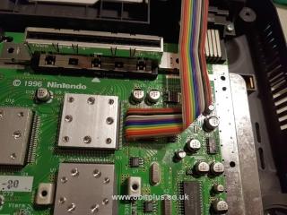 N64-RGB ribbon cable
