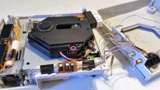 Dreamcast inside