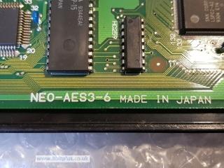 Neo-Geo-AES-version
