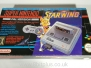 Nintendo SNES Starwing Pack