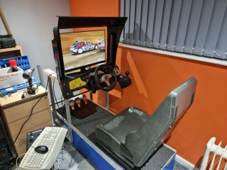 Sega-Rally-cabinet-Bezel-and-dash