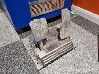 Sega-Rally-cabinet-pedals