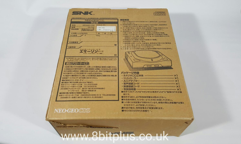 Neo-Geo-CDZ8
