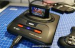 Sega Neptune combination Mega Drive & 32X