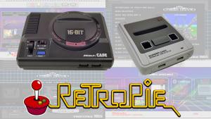 RetroPie consoles