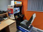 Building a Sega Racing Cabinet - Sega Rally