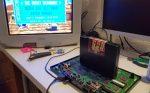Neo-Geo AES Universe BIOS Install RGB fix