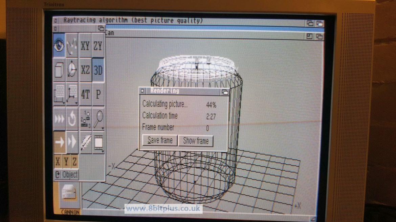FPU rendering
