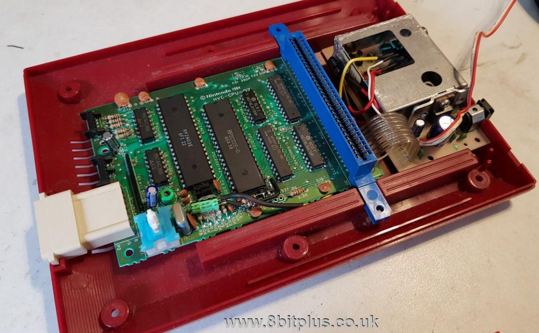 Famicom motherboard