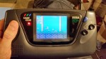 Sega Game Gear Capacitor Fix