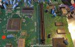 Replacing Mega Drive Cartridge Connector