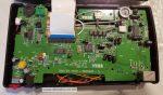 Sega Nomad Capacitor Replacement and Speaker upgrade
