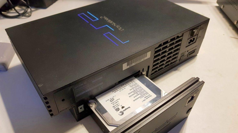 PS2 SATA