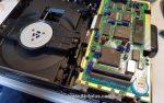 Sega Mega CD Capacitor replacement and repair