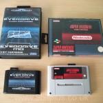 Everdrive Flash Cartridges